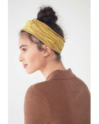 Urban Outfitters - Cleo Wideband Headwrap - Lyst