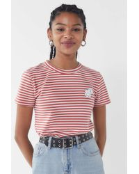 Truly Madly Deeply - Striped Dice Tee - Lyst