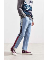 Barney Cools - Side Tape Relaxed Fit Jean - Lyst