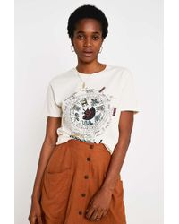 6fd5fe28 Urban Outfitters Uo Celestial Sun Long-sleeve Skate T-shirt - Womens ...