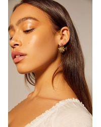 Vanessa Mooney - The Sunflower Earring - Lyst
