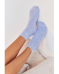 Out From Under - Chenille Sock - Lyst