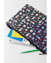 State Bags - Laurel Extra Large Floral Novelty Pouch - Lyst