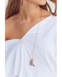 Urban Outfitters - Celestial Charm Pendant Necklace - Lyst