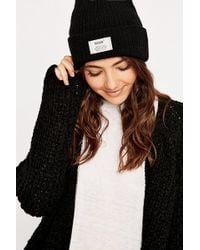 Reason - Ribbed Beanie - Lyst