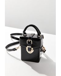 Urban Outfitters - Maud Structured Mini Crossbody Bag - Lyst