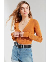 Urban Outfitters - Uo Lolita Button-down Cardigan - Lyst