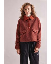 House Of Sunny - Teddy Pullover Jacket - Womens Uk 10 - Lyst