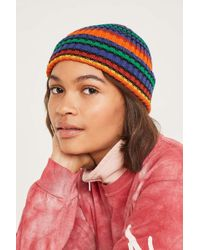 Urban Outfitters - Uo Knit Beanie - Womens All - Lyst