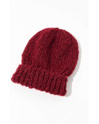 2ef7af1c20921 Urban Outfitters - Boucle Cozy Beanie - Lyst