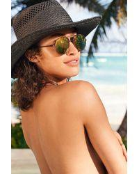 Urban Outfitters - Amalfi Coast Aviator Sunglasses - Lyst
