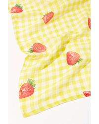 Urban Outfitters - Uo Cotton Print Bandana - Lyst