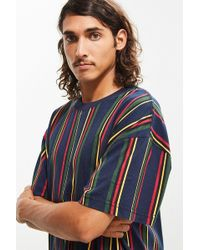 Urban Outfitters - Uo Dillon Vertical Stripe T-shirt - Lyst