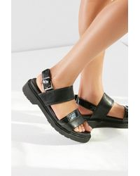 Urban Outfitters - Sherry Lug Sole Sandal - Lyst