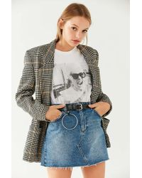 Urban Outfitters - Hanging O-ring Belt - Lyst