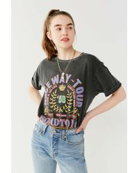 Urban Outfitters - Road To L.a. Tour Tee - Lyst