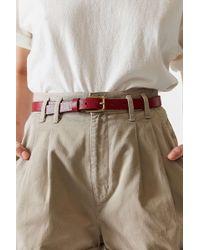 BDG - Thin Basic Belt - Lyst