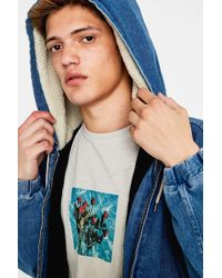 Urban Outfitters - Uo Serenity Stone Rose T-shirt - Lyst