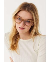 Urban Outfitters - Samantha Oversized Round Sunglasses - Lyst