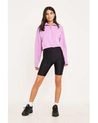 Urban Outfitters - Uo Black Cycling Shorts - Lyst