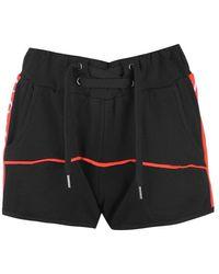 Guess Womens Wash Shorts - Black