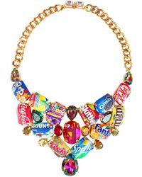 Bijoux De Famille - Queen Of Junkfood Necklace - Lyst