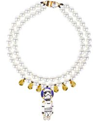 Bijoux De Famille - Storm Trooper Necklace - Lyst