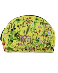 Swash London - Floral Meadow Cosmetic Case - Lyst