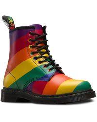 Dr. Martens - Dr.martens 1460 Pride Unisex - Lyst