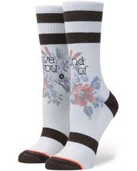 Stance - Maybe Baby Socks - Lyst