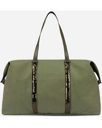 3cccfc65e0 Sac à main Birkin 35 en autruche Hermès en coloris Vert - Lyst