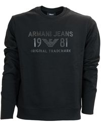 Armani Jeans - Felpa - Lyst