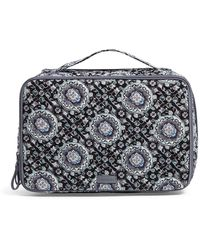 Vera Bradley - Iconic Large Makeup Brush & Blush Case - Lyst