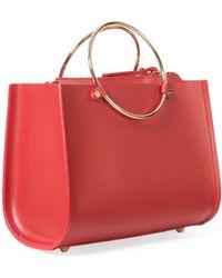 Veronica Beard - Rockwell Mini Bag Future Glory - Lyst
