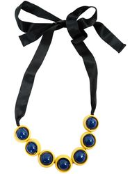Marni - Pre-owned Yellow Plastic Necklaces - Lyst