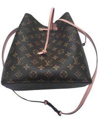 Louis Vuitton - Néonoé Multicolour Cloth Handbag - Lyst
