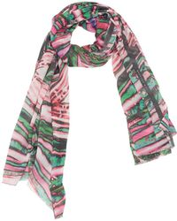 Barbara Bui - Pre-owned Multicolour Cotton Scarves - Lyst
