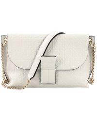 Loewe - Avenue Leather Handbag - Lyst