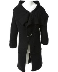 JOSEPH - Pre-owned Black Wool Knitwear - Lyst