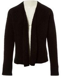 Zadig & Voltaire - Black Wool Knitwear - Lyst