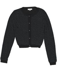 Opening Ceremony - Black Cotton Knitwear - Lyst
