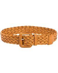 Chloé - Camel Leather Belts - Lyst