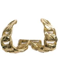 Cartier - Pre-owned Other Yellow Gold Earrings - Lyst
