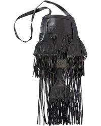 Jean Paul Gaultier - Leather Crossbody Bag - Lyst