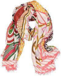 Mary Katrantzou - Multicolour Viscose Scarves - Lyst