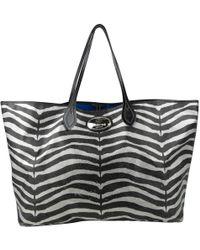 Roberto Cavalli - Pre-owned Leather Handbag - Lyst