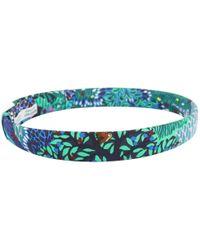 Hermès - Multicolour Silk Hair Accessories - Lyst