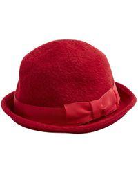 Marc Jacobs - Wool Hat - Lyst