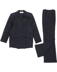Dior - Pre-owned Suit - Lyst