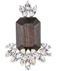 Dior - Pre-owned Metallic Metal Rings - Lyst